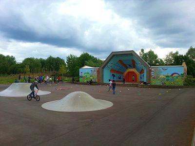 Lordship Recreation Ground