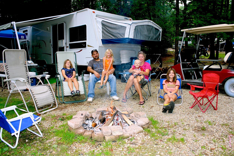 Campsite Rates Lone Oak Campsites