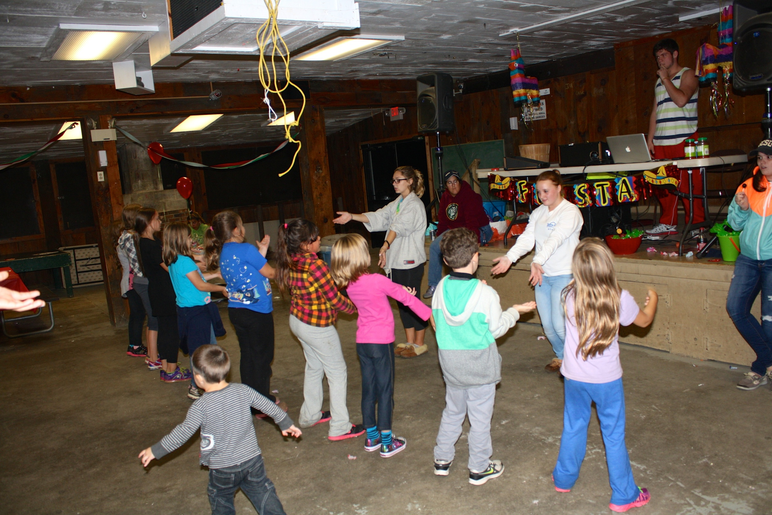 kid's only hour dances
