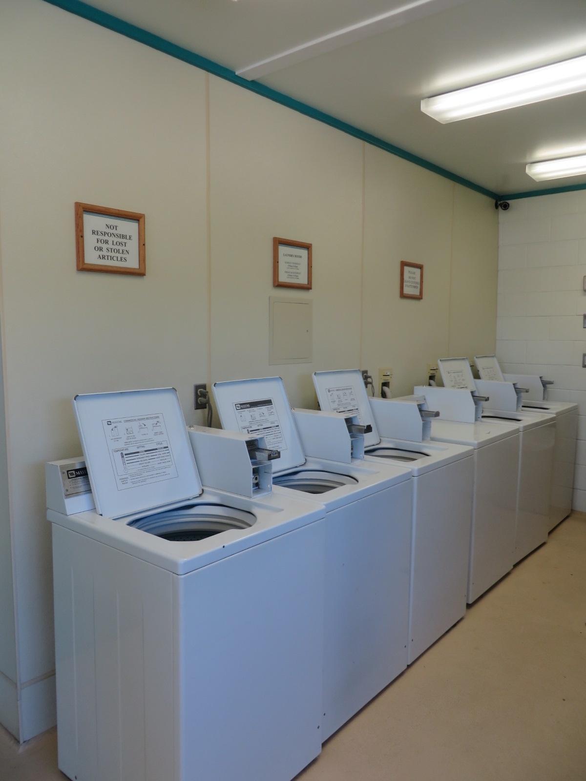 single load laundry machines
