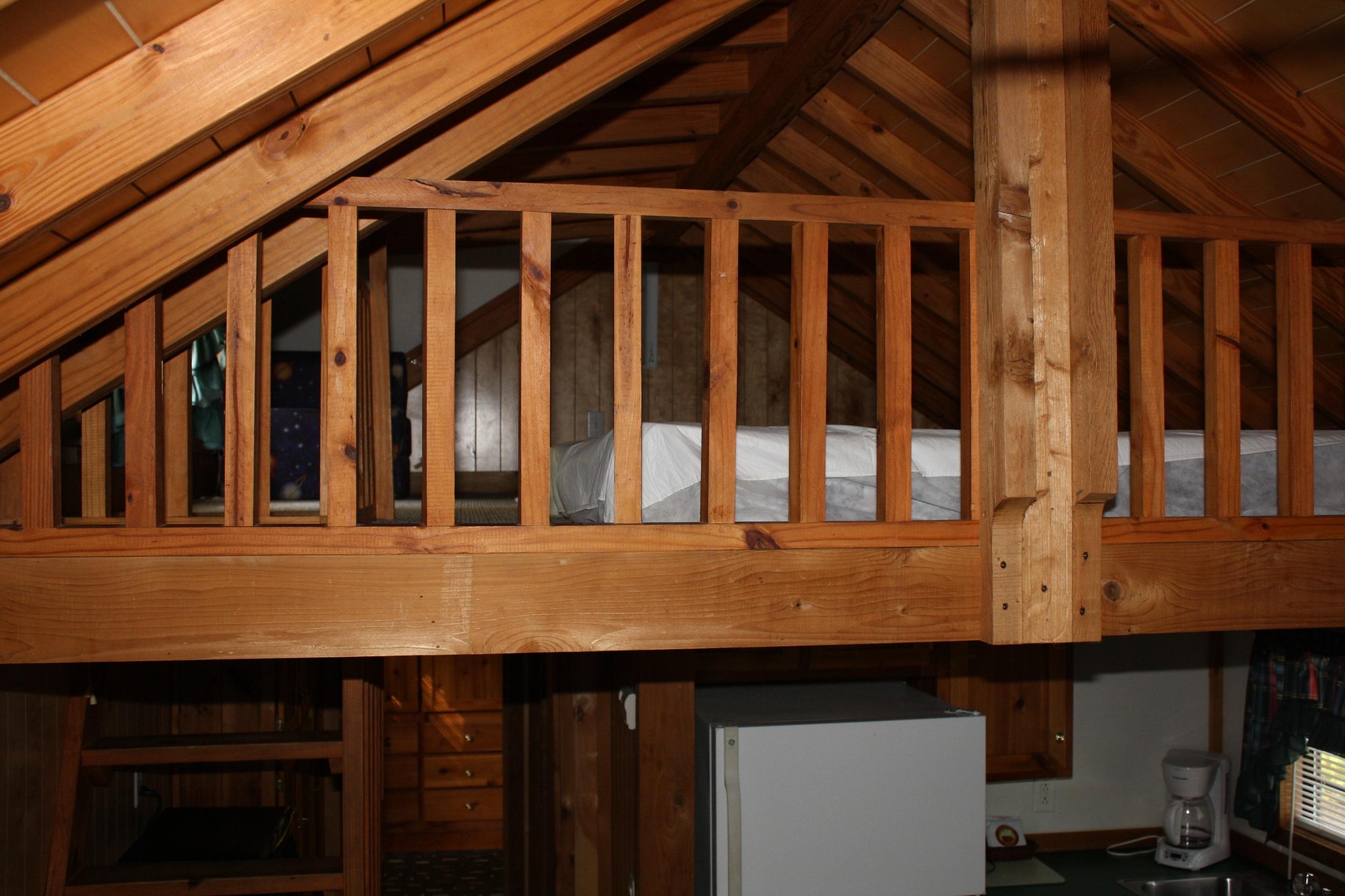 loft overlook in stewart lodge