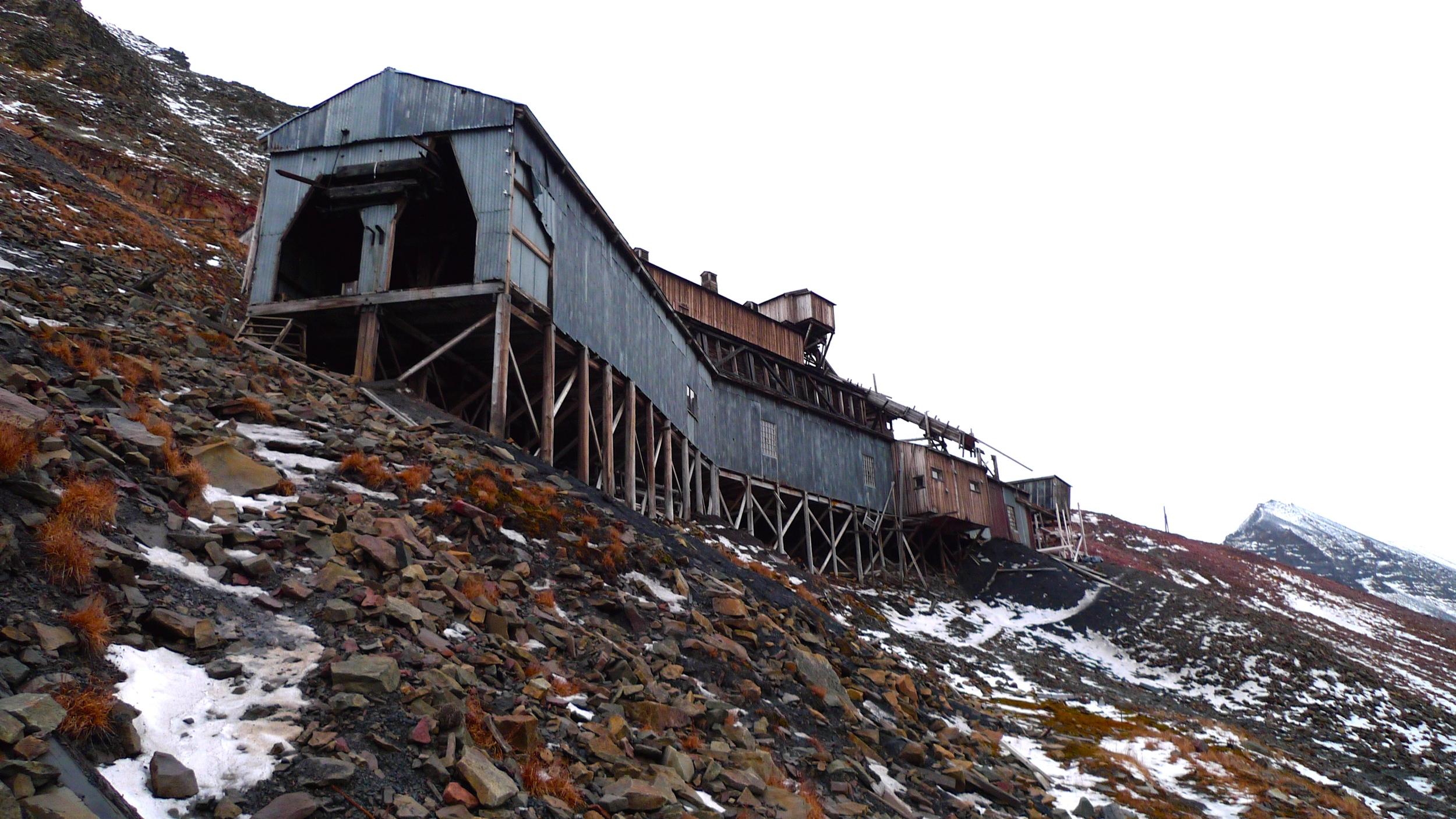 The Santa Clause Mine