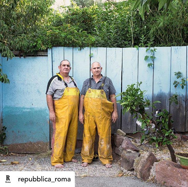 Posted @withrepost • @repubblica_roma Le storie di mare e di pesca (sostenibile) fotografate da @carlogianferro in mostra al Museo di Roma in Trastevere. Immagini e video su @repubblica_roma  #pesca #pescasostenible #fishing #sustainablefishing #nature #mare #sea