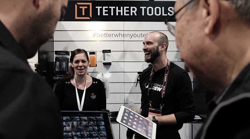 Tether Tools Pro Maurice Jager