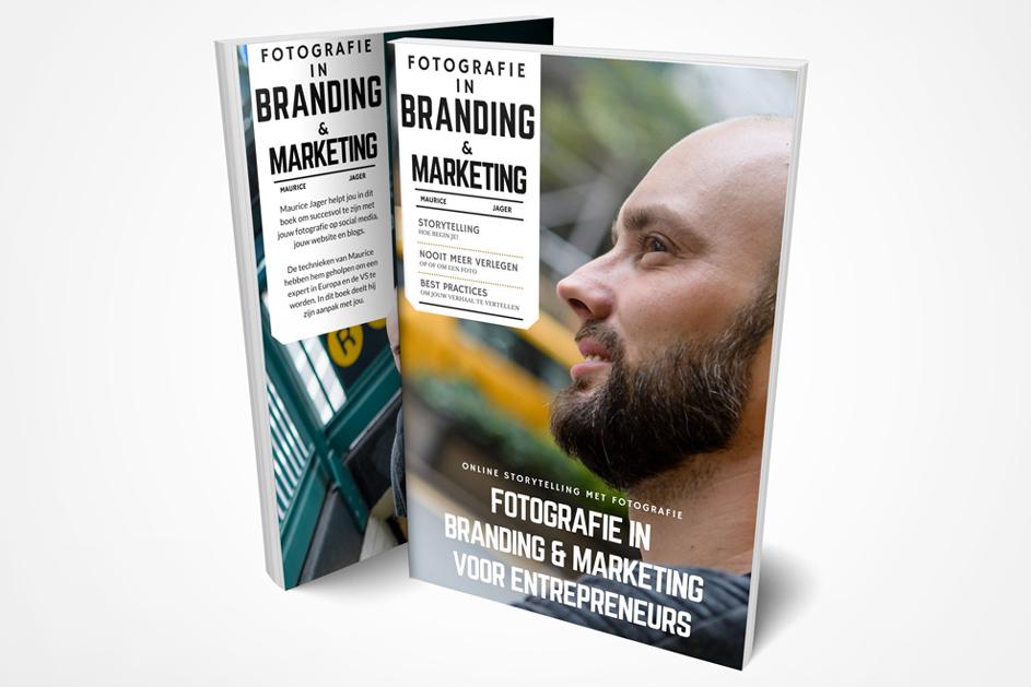 Fotografie in branding & marketing voor entrepreneurs - Mijn boek met alle tips om zelf aan de slag te gaan.Vanaf 22,95 incl. BTWMeer info