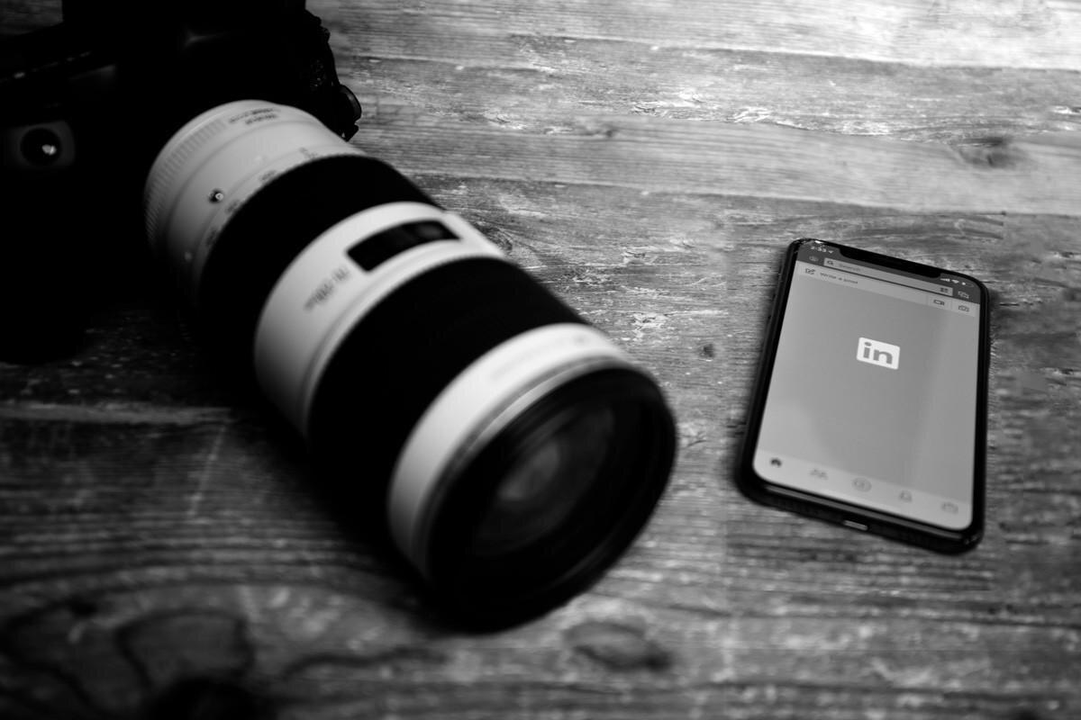 LINKEDIN FOR PHOTOGRAPHER - 6 HR ONLINE WORKSHOP FOR PHOTOGRAPHERS
