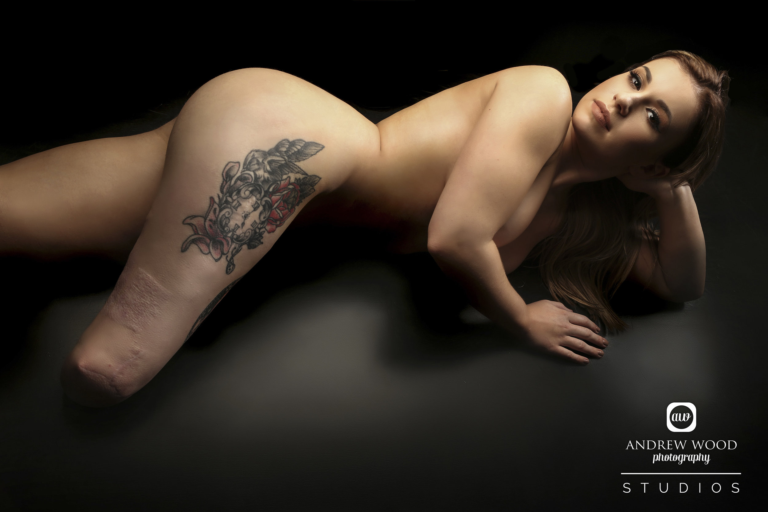 vicky balch alton towers nude shoot Andrew wood photography studios
