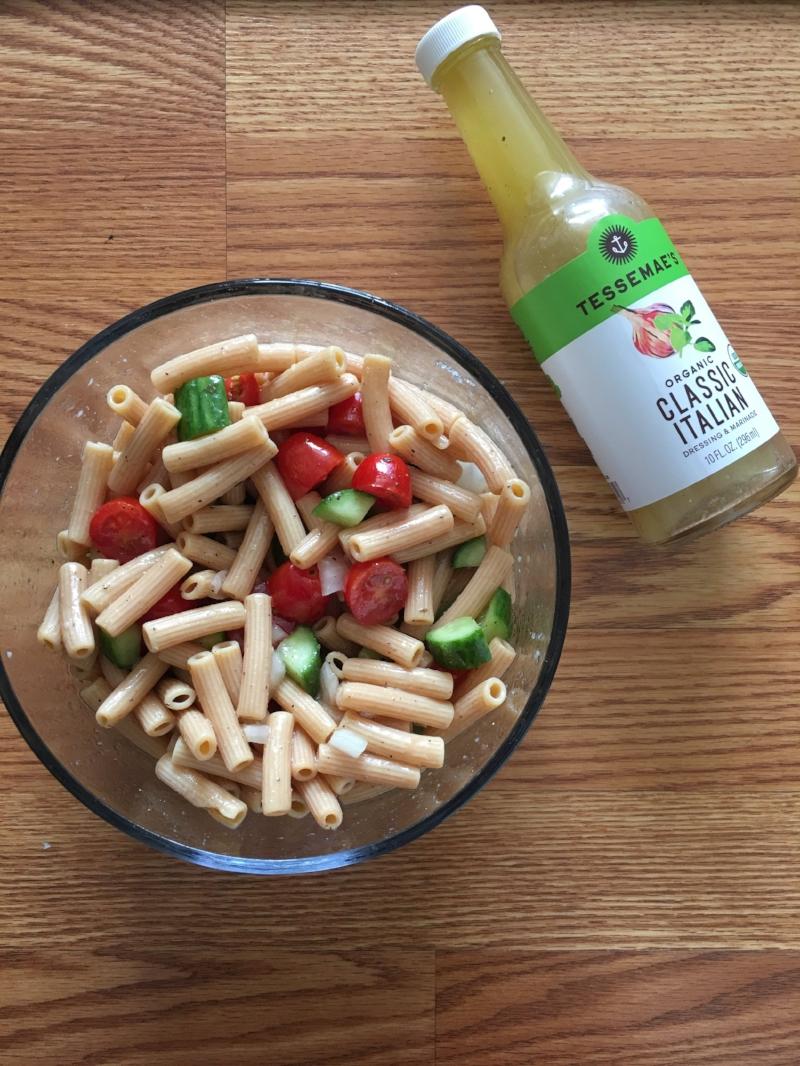 italian-veggie-pasta