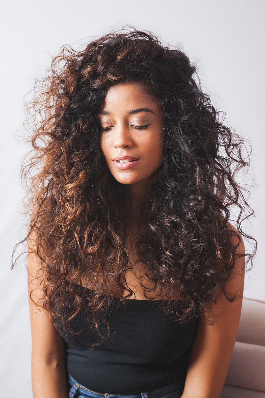 Photography Jennifer Coffey, Model Lindsey Gonzalez, Hair Maritza Buelvas for Xtava.com