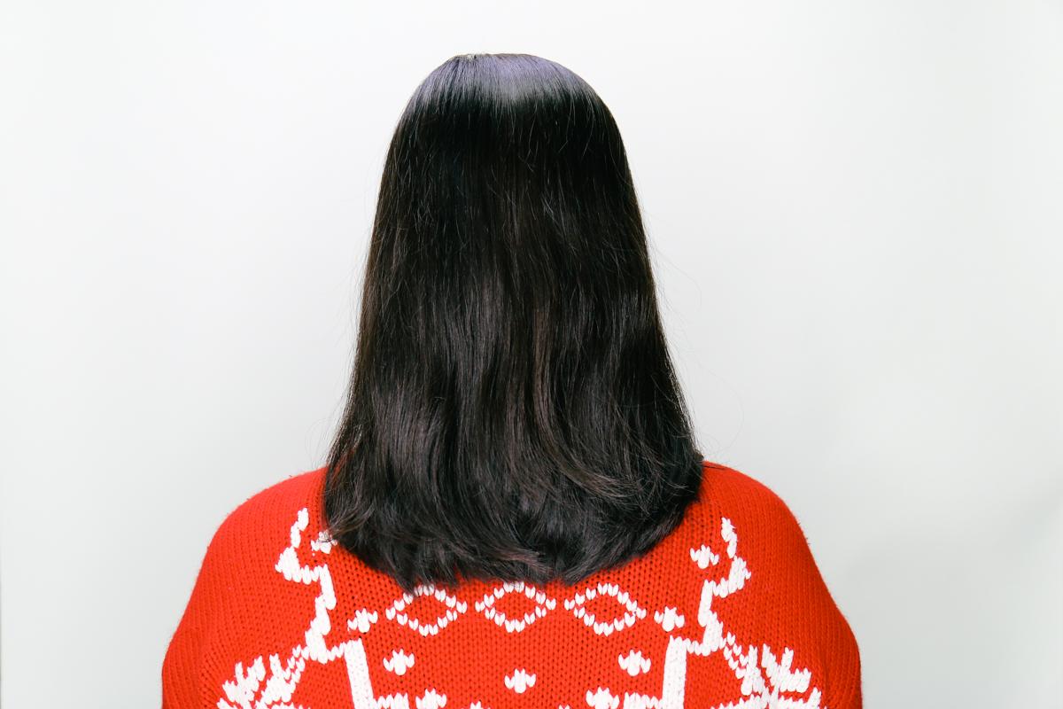Gimme  all the hair ...