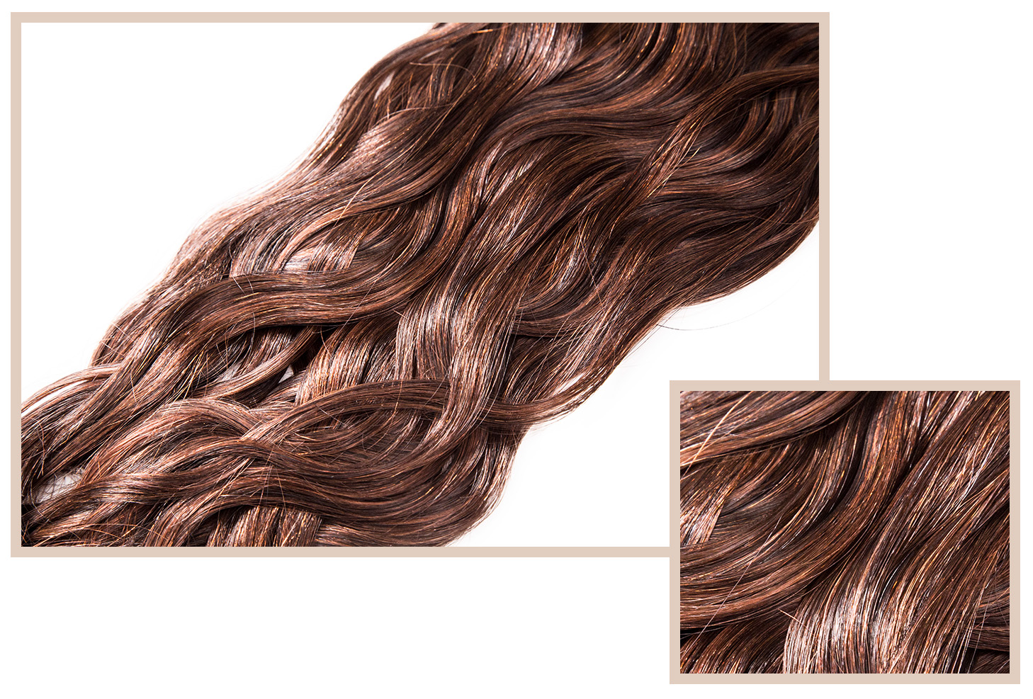 SOFT WAVE - Available in Classic CollectionBeautiful soft, wavy texture with lots of body and bounce. Beautifully relaxed delivering endless possibilities and manipulation for styling. An ideal wavy style for those wanting natural body. Can be curled for more depth and texture, or straighten for a sleek and modern look.