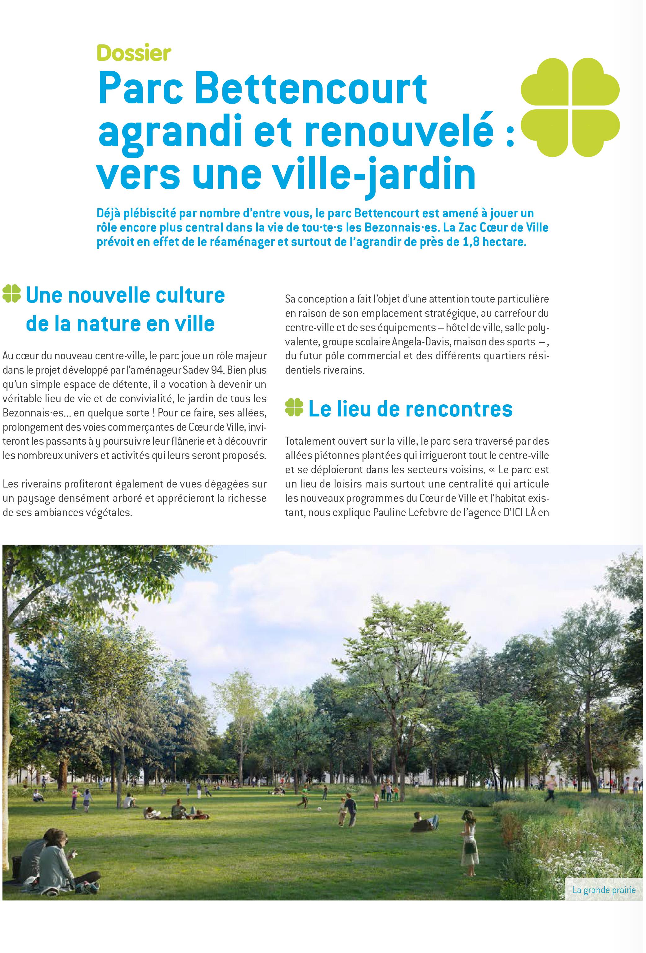 Coeur de Ville_Le journal de Bezon n°4.jpg