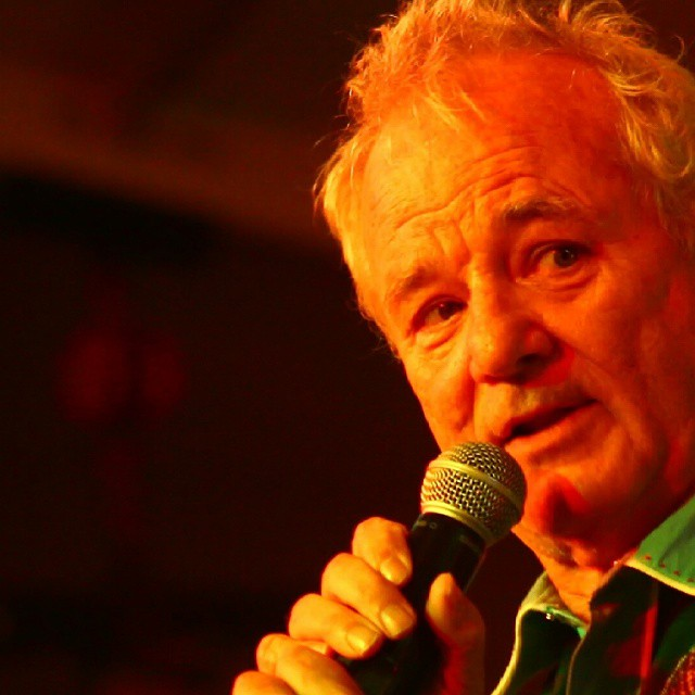 Just got back from shooting an awesome documentary featuring Bill Murray!!! I know Red Rabbit Pictures will do something great with it!