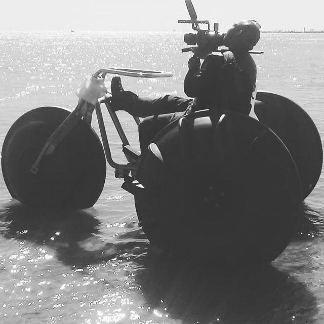 Amphibious production rig