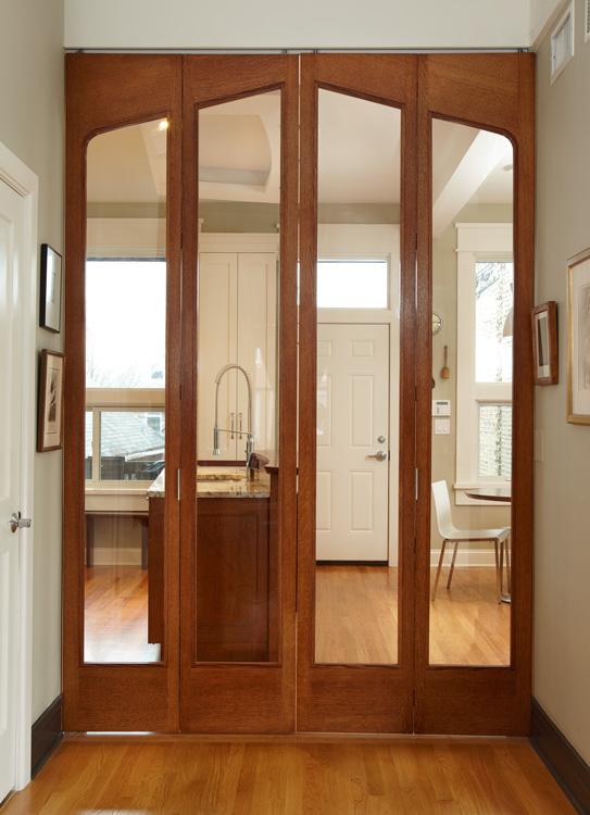 Bifold Partition Doors