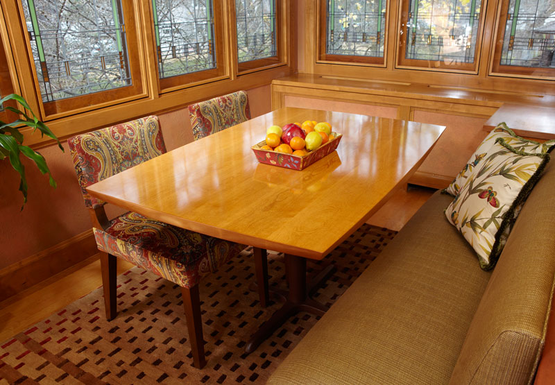 Breakfast Room Table