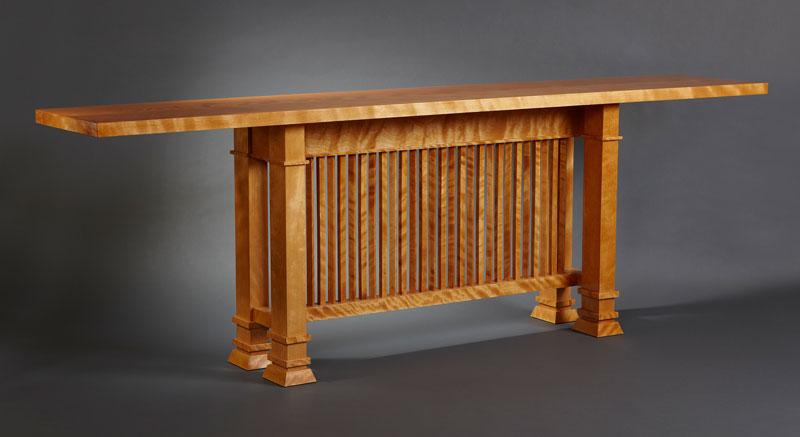 Prairie Style Sideboard