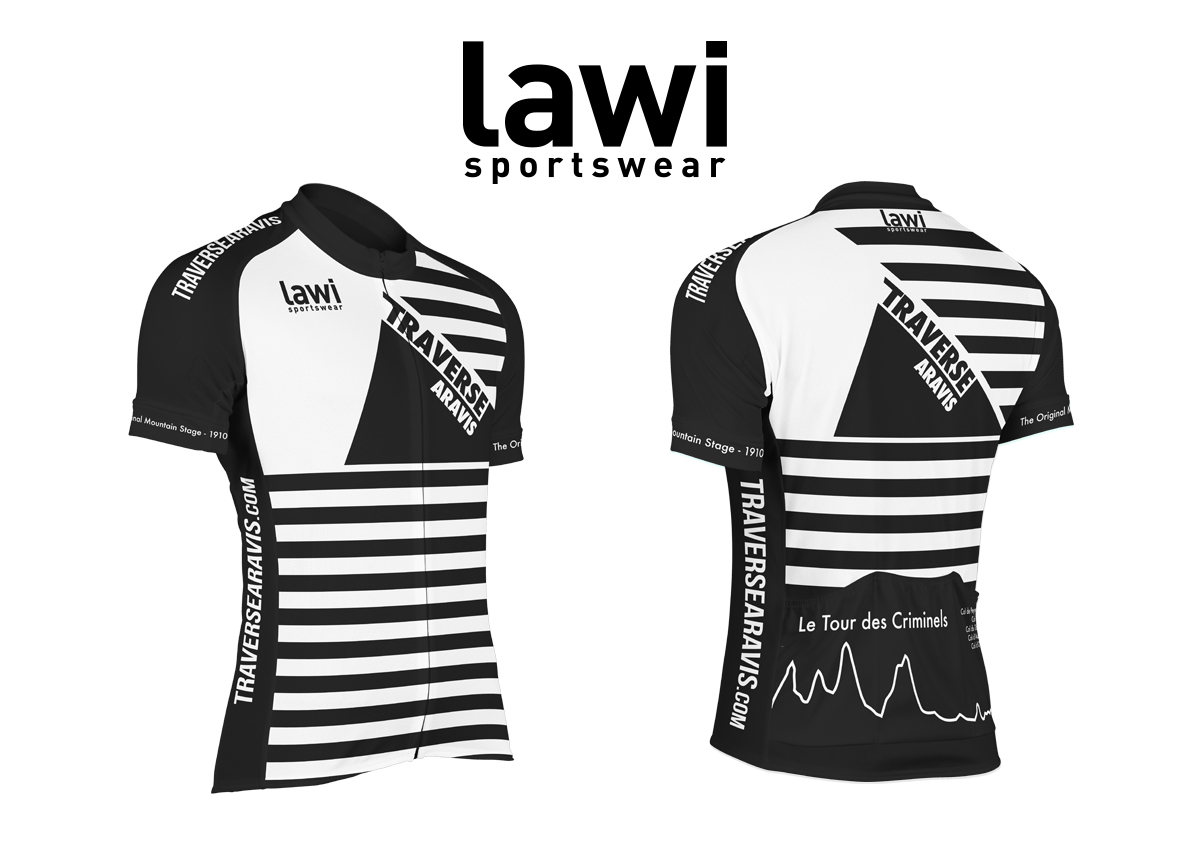 It is not compulsory but it is certainly cool when everybody looks the part. Thanks again to Lawi Sportswear.