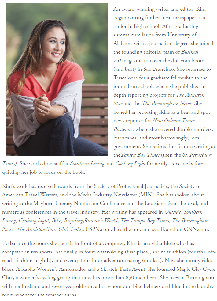 Kim Cross Author Bio