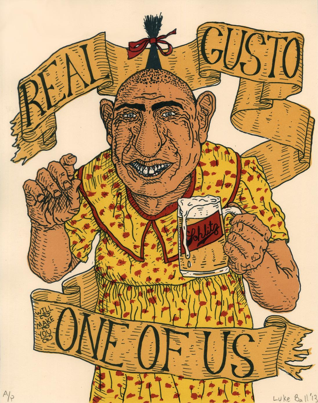 The Pinhead that made Milwaukee Famous