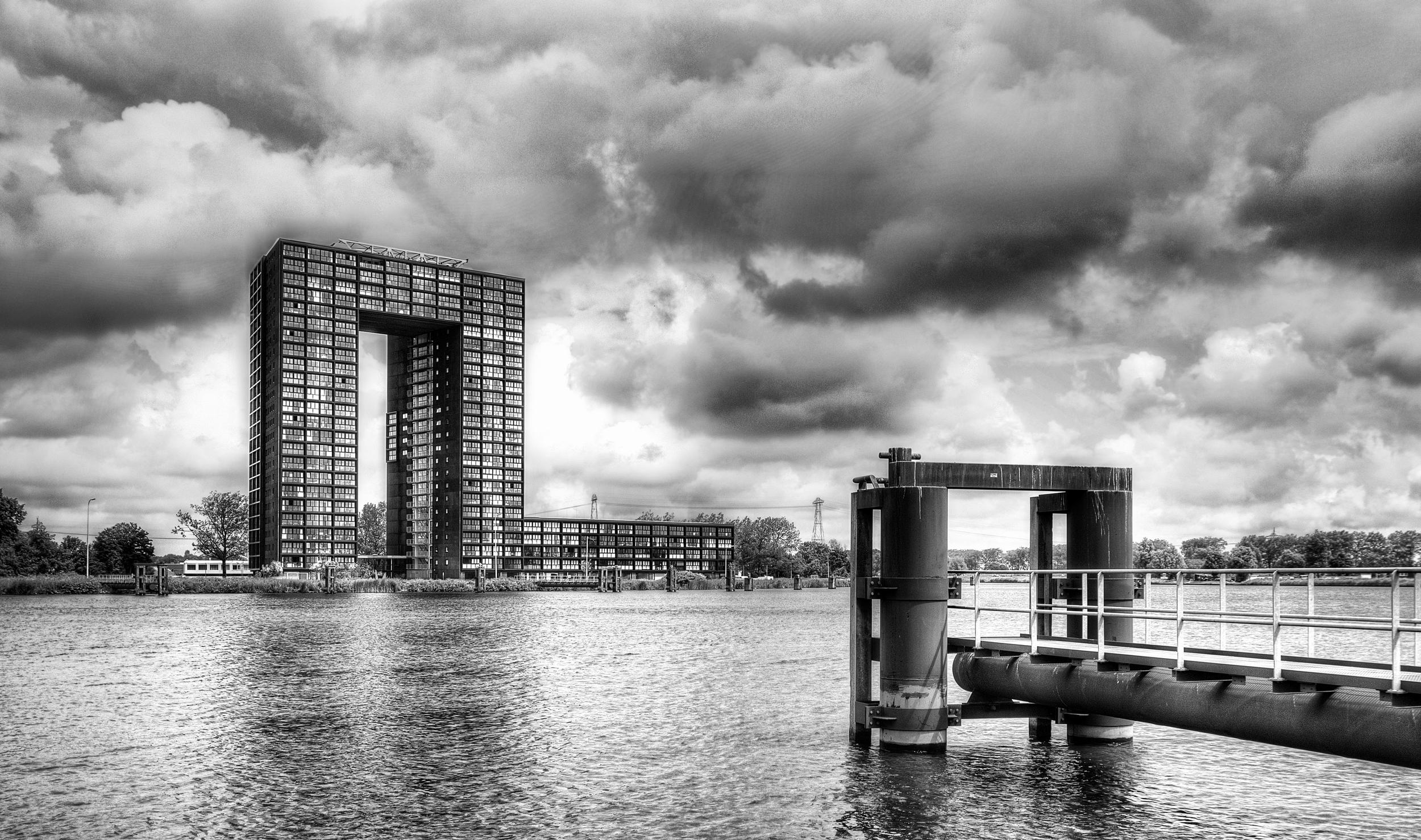 Tasmantower, Groningen