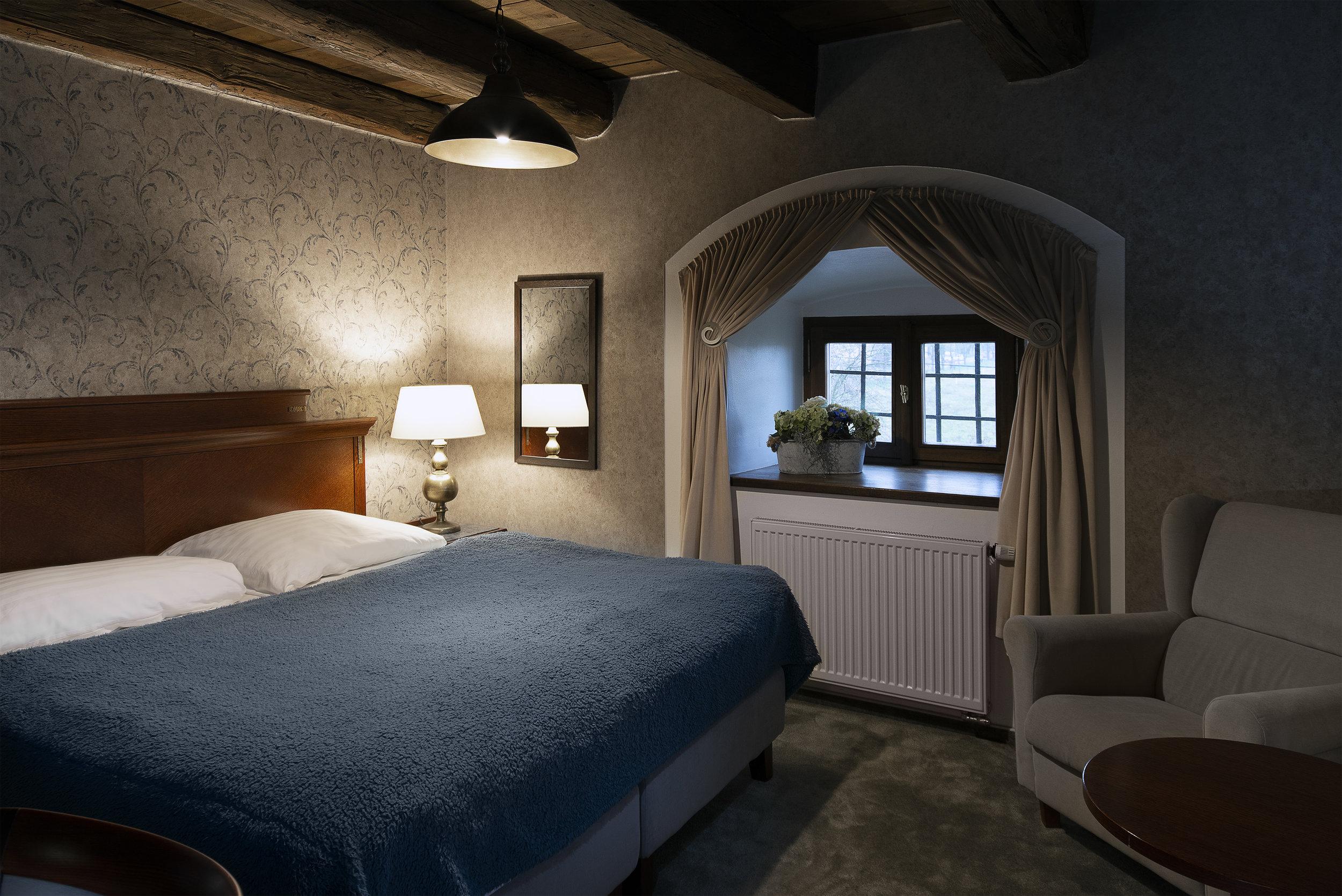 The Granary Hotel, Prague