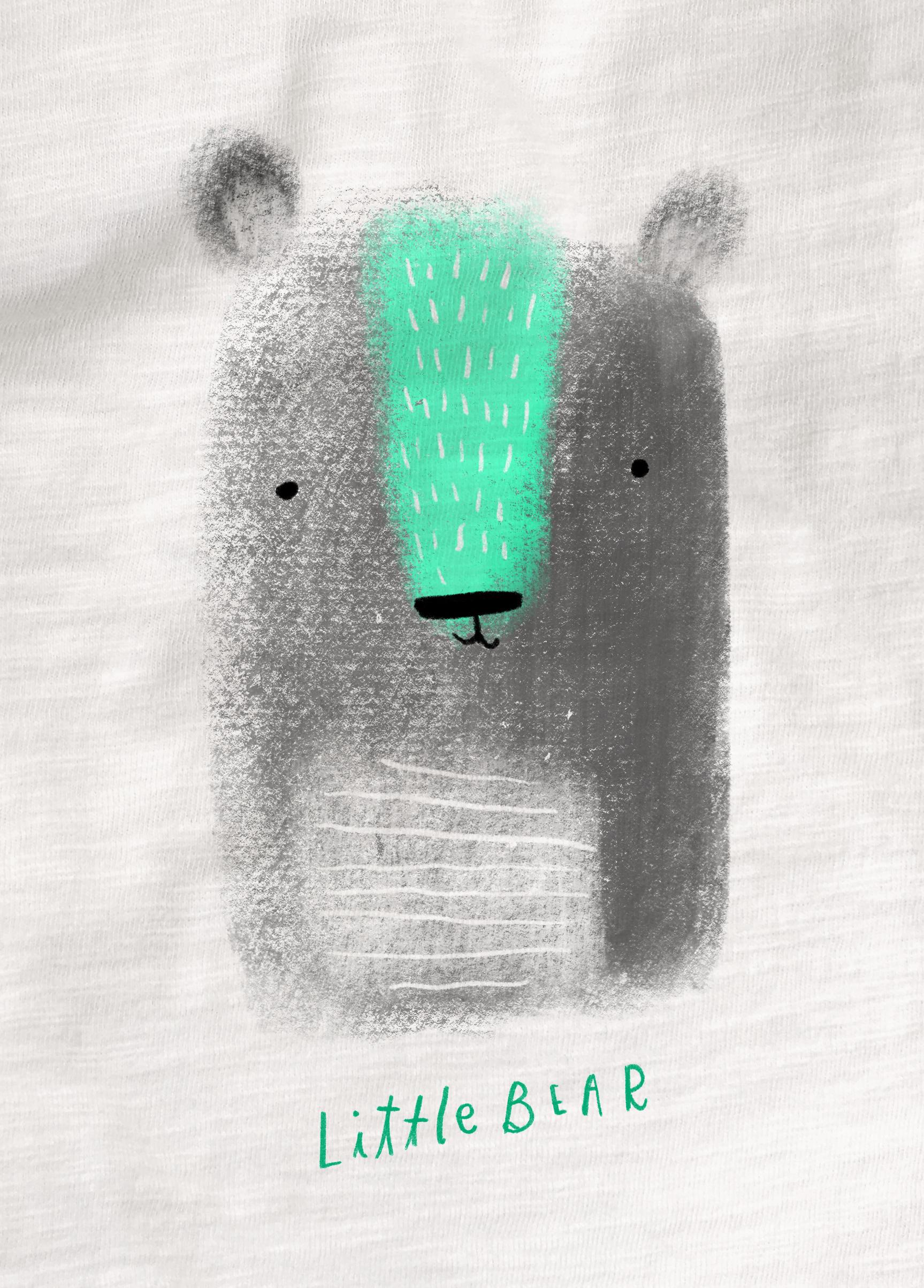 Little Bear Graphic Tee