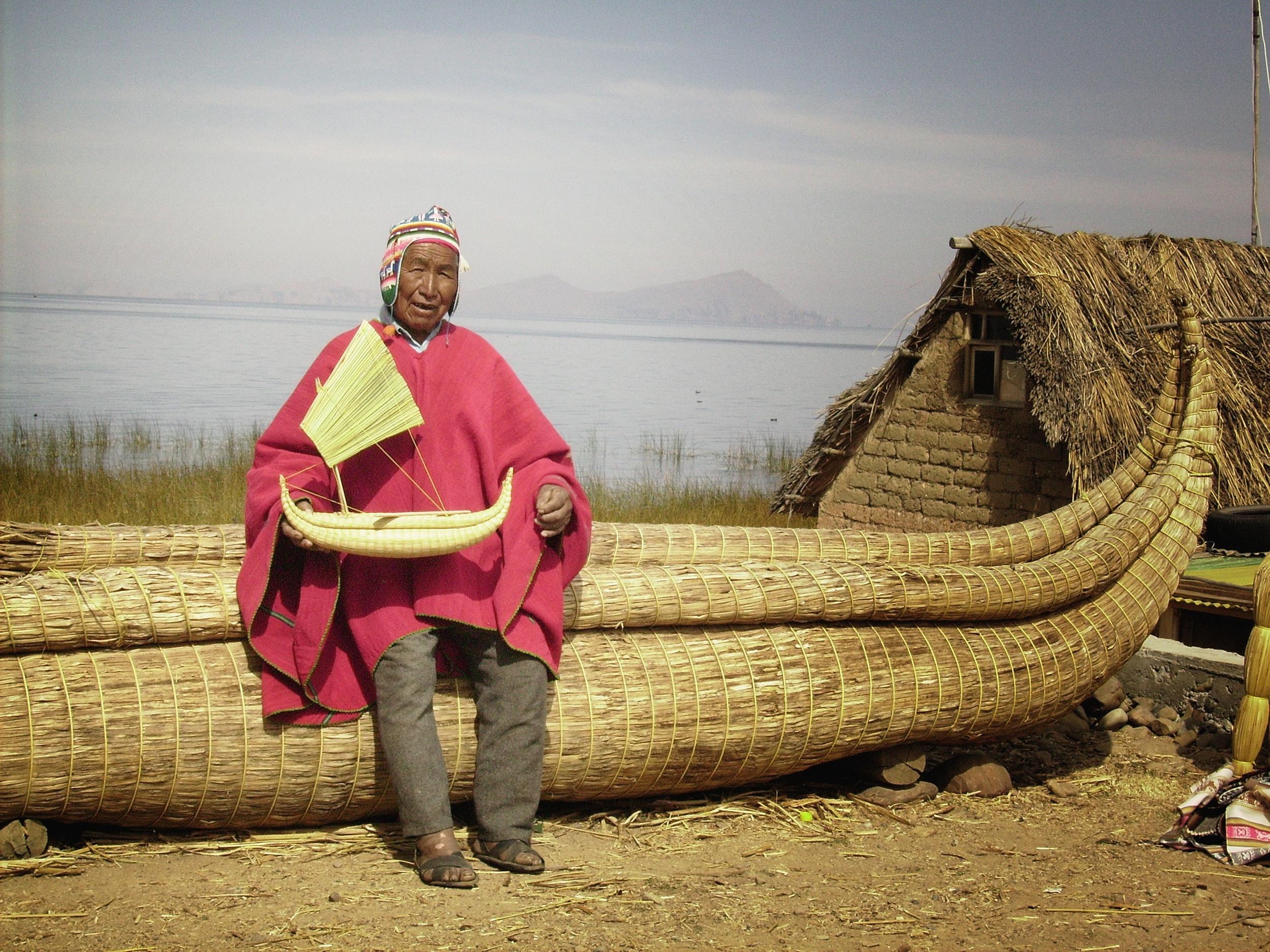 Reed boats, Lake Titicaca, Bolivia_Snapseed.jpg