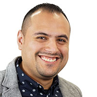 JUAN MENDOZA  Client Program Manager