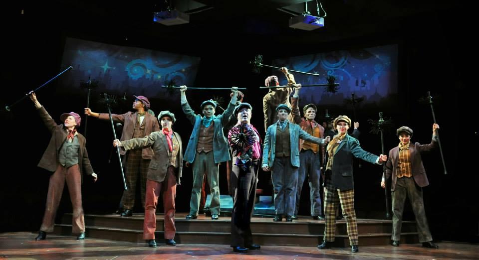 Mary Poppins - Marriott Theatre 2014