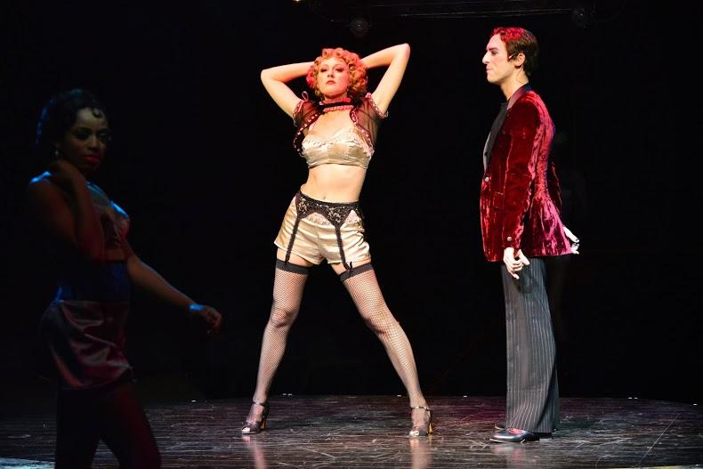 Cabaret - Marriott Theatre-2014