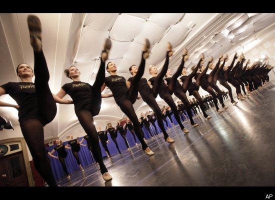 Radio City Rockettes - NY - 2010