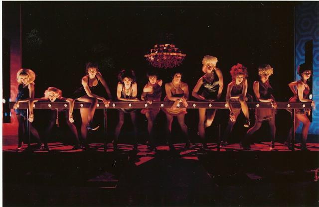 Big Spender -Sweet Charity- Drury Lane Theatre