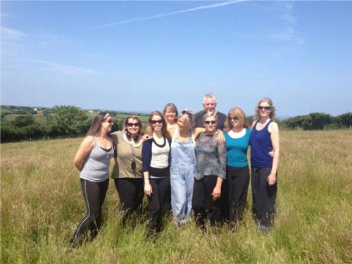 kendra-pilates-north-cornwall-retreat-group