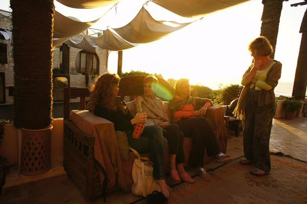 kendra-pilates-morocco-retreat-friends