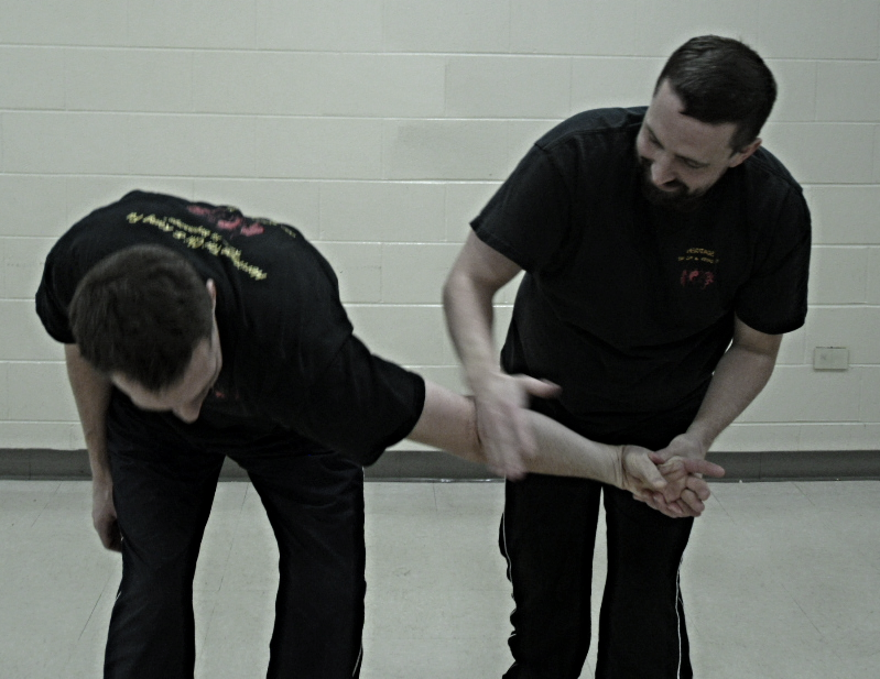 ADULT KUNG FU CLASS