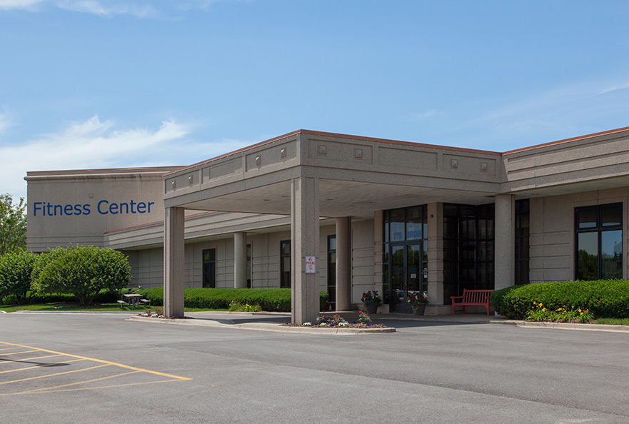 Edward Health & Fitness Center - Naperville