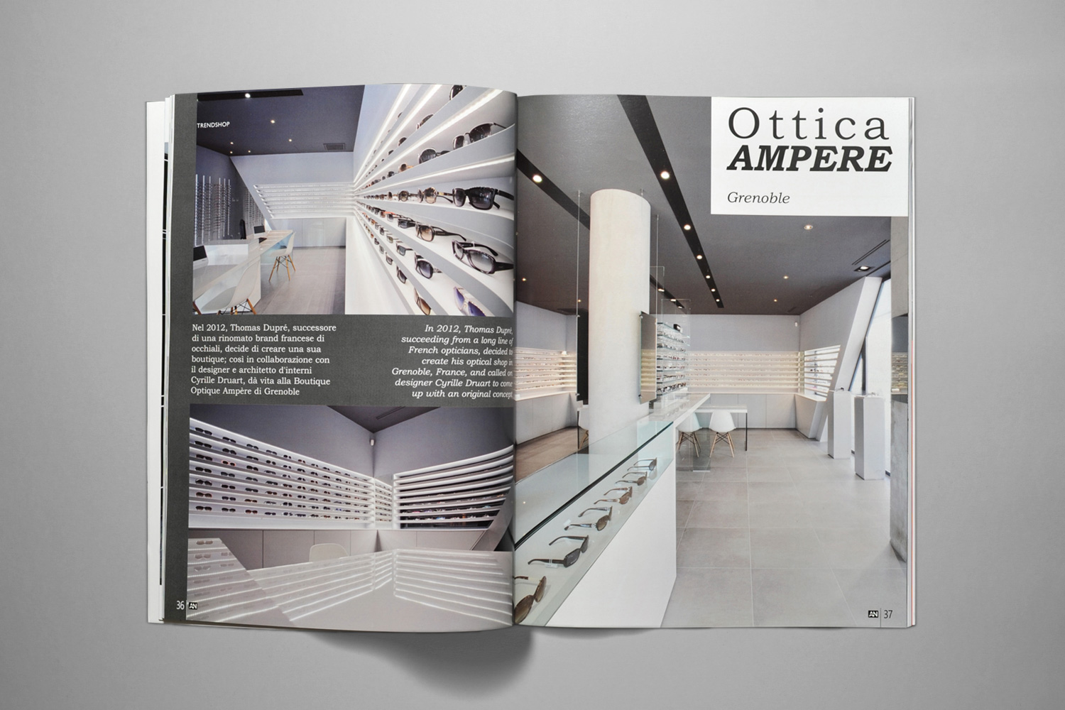 AN Shopfitting Magazine - m. / j. 2013
