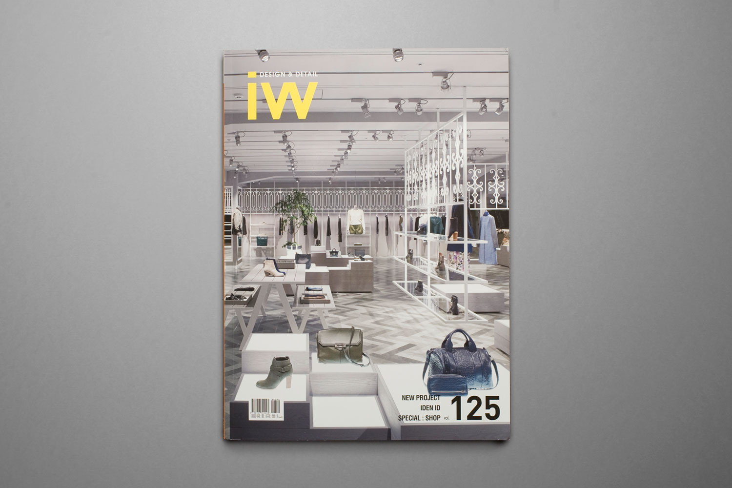 IW 125 - Design & Retail - Archiworld Publishing2013ISBN : 978-89-5770-494-3
