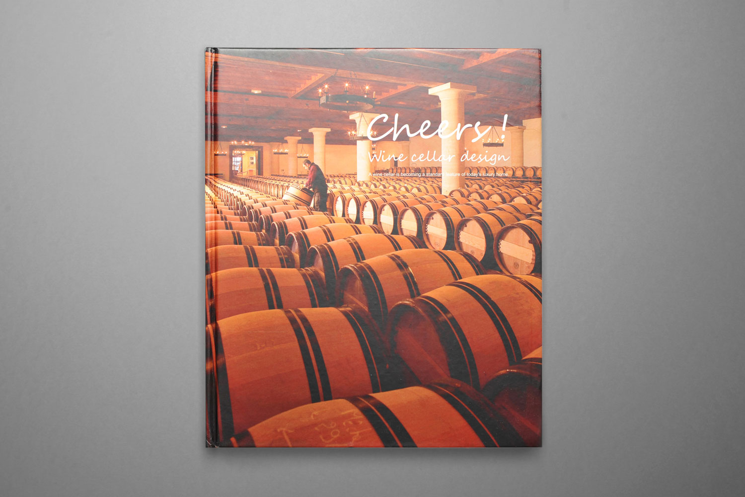 Cheers! Wine Cellar Design - Artpower Publishing2012ISBN-10 : 9881574358ISBN-13 : 978-9881574350