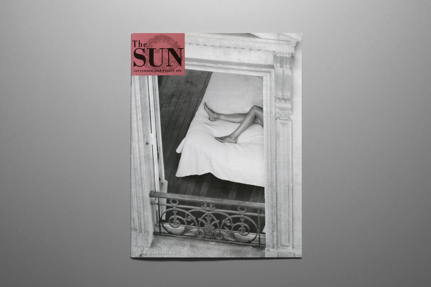 The Sun magazine #489 (couverture - cover) - Sept. 2016