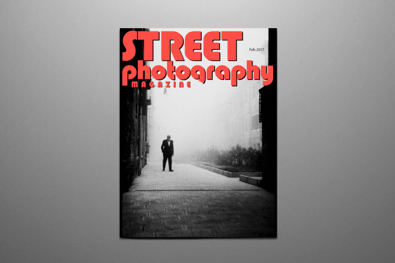 Street Photography Magazine #47 (couverture - cover) - Février 2017 (February 2017)