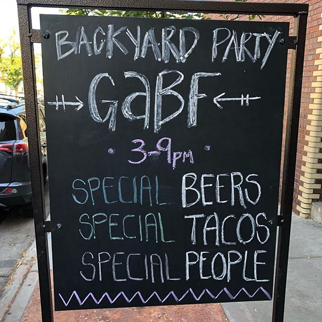 Get your pre-GABF game on without the crowds! $2 street taco specials, crazy good beer, and the one and only Karis!!
