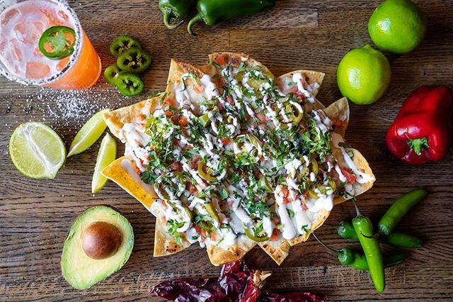 Thrilled to be featured in Food Network's 50 States of Nachos! Question: Do you share your nachos or nah?? @foodnetwork 📸: @taylor_whatsnext