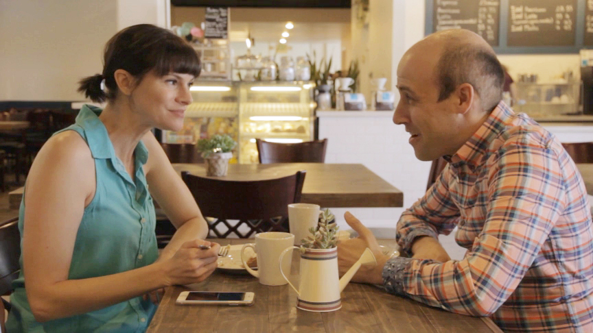 Sally and Jonathan discuss a harrowing picking experience over coffee in Ep 7.
