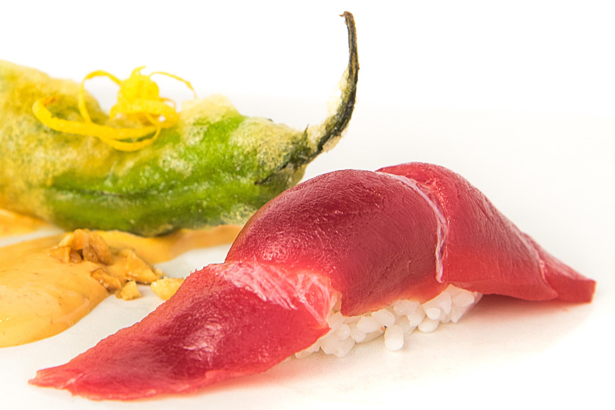 Bluefin Nigiri