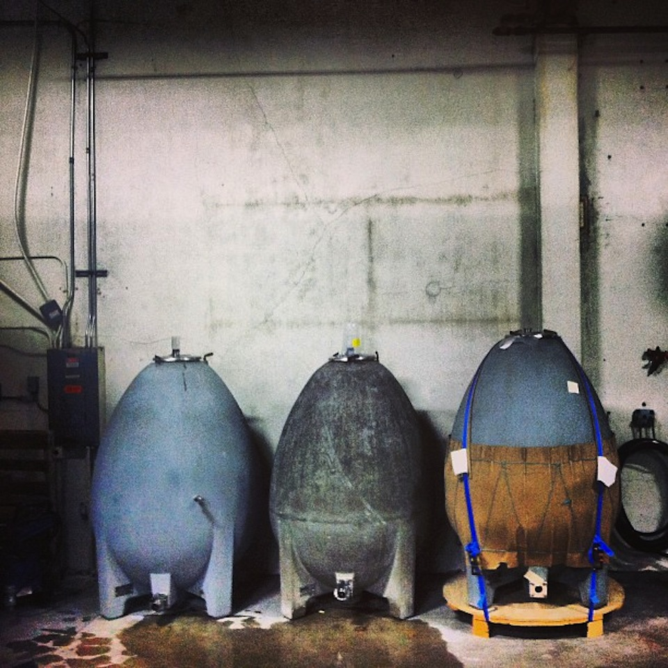 Egg Fermenters by Hardy of Dirty & Rowdy