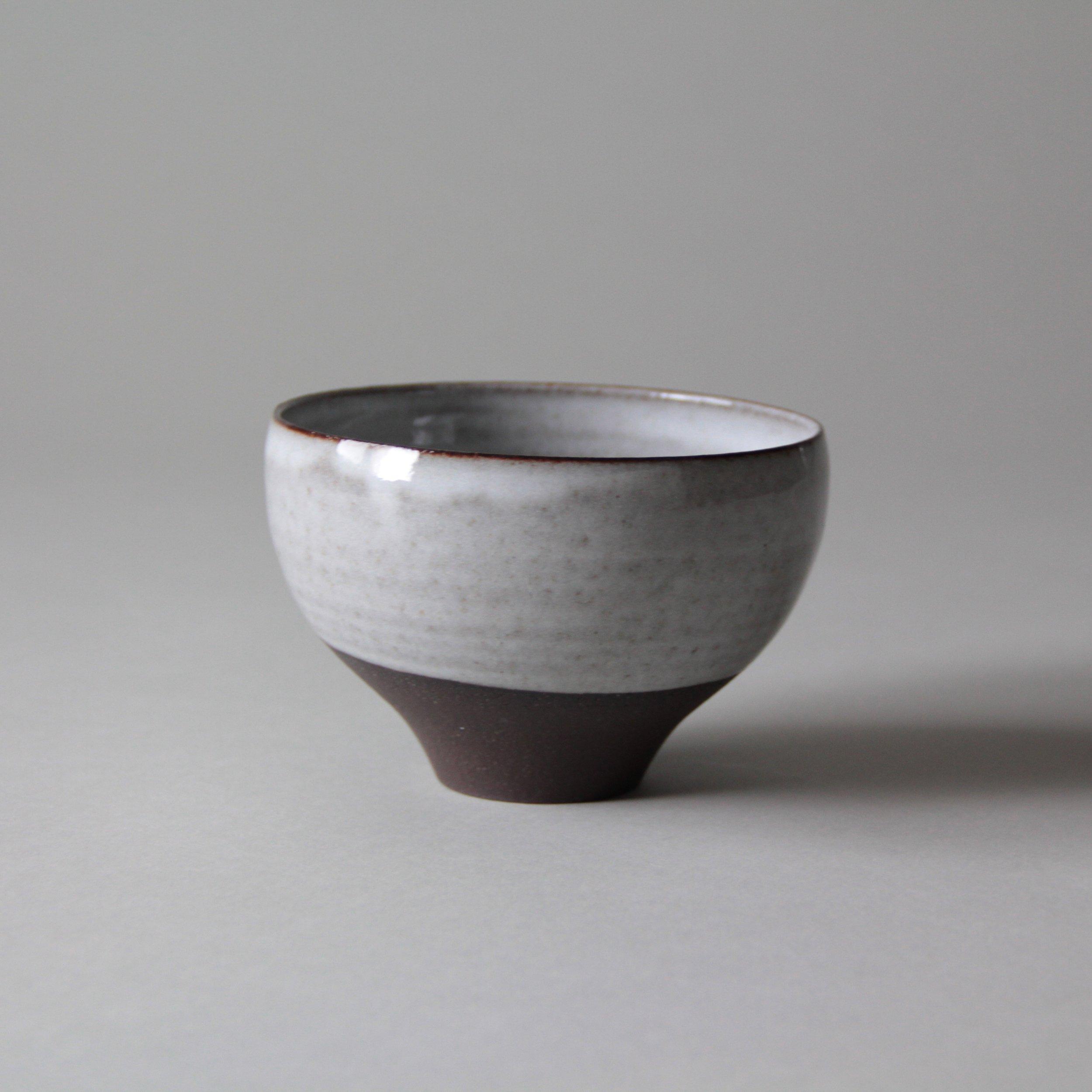 Stoneware ceramic bowl by Lilith Rockett, Portland, Oregon