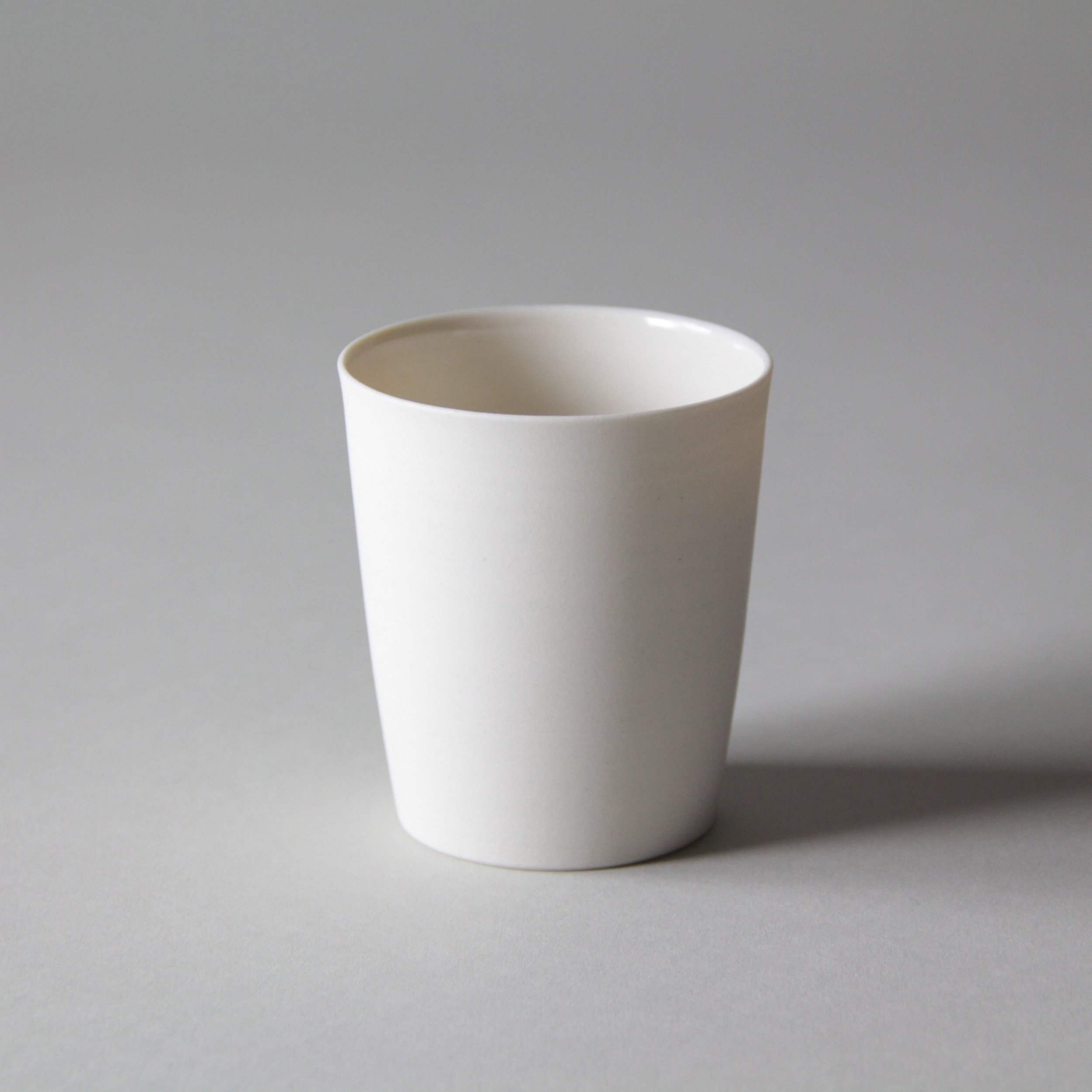 Ceramic tea cup made by Lilith Rockett, Portland, Oregon