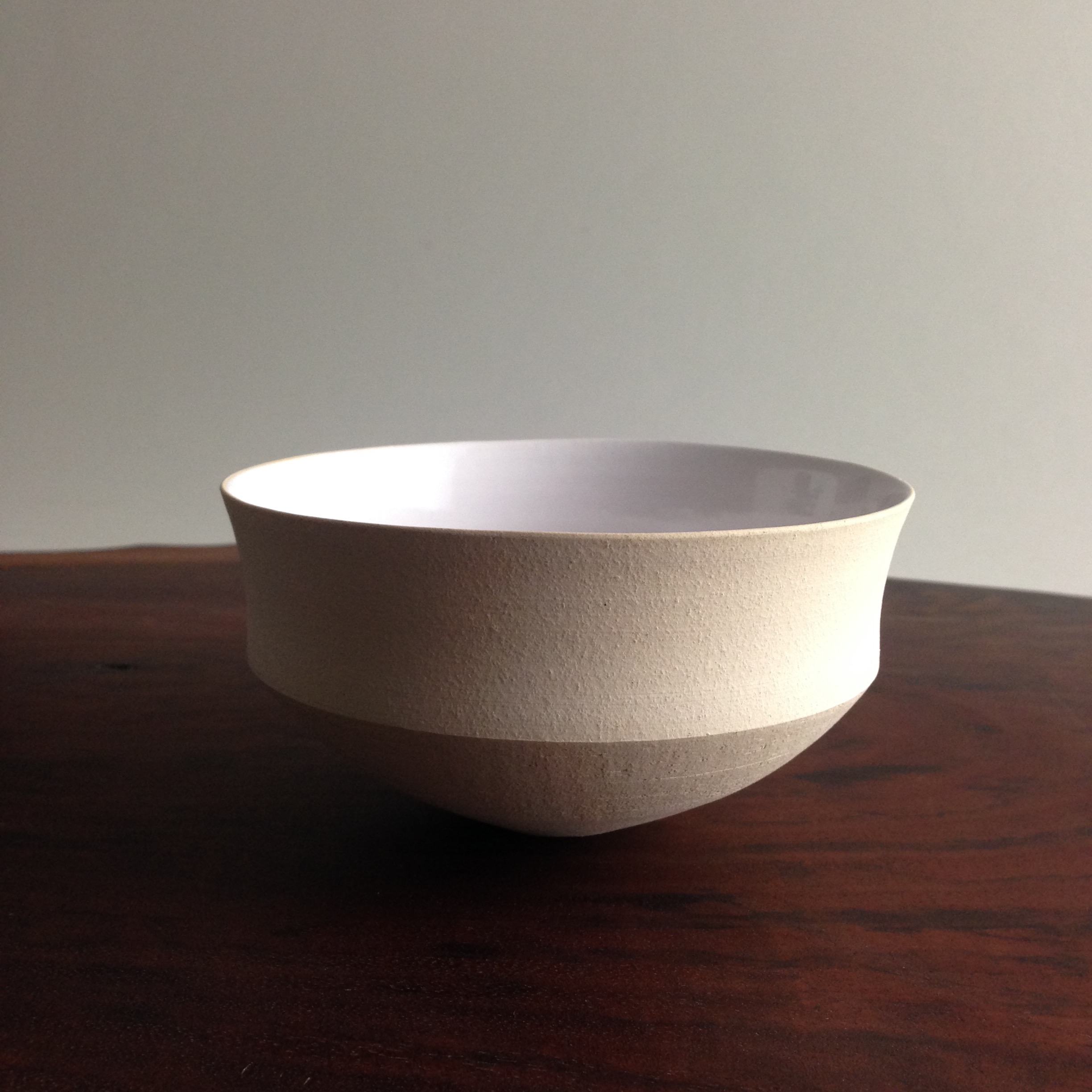 Ceramic tableware serving bowl by Lilith Rockett, Portland, Oregon